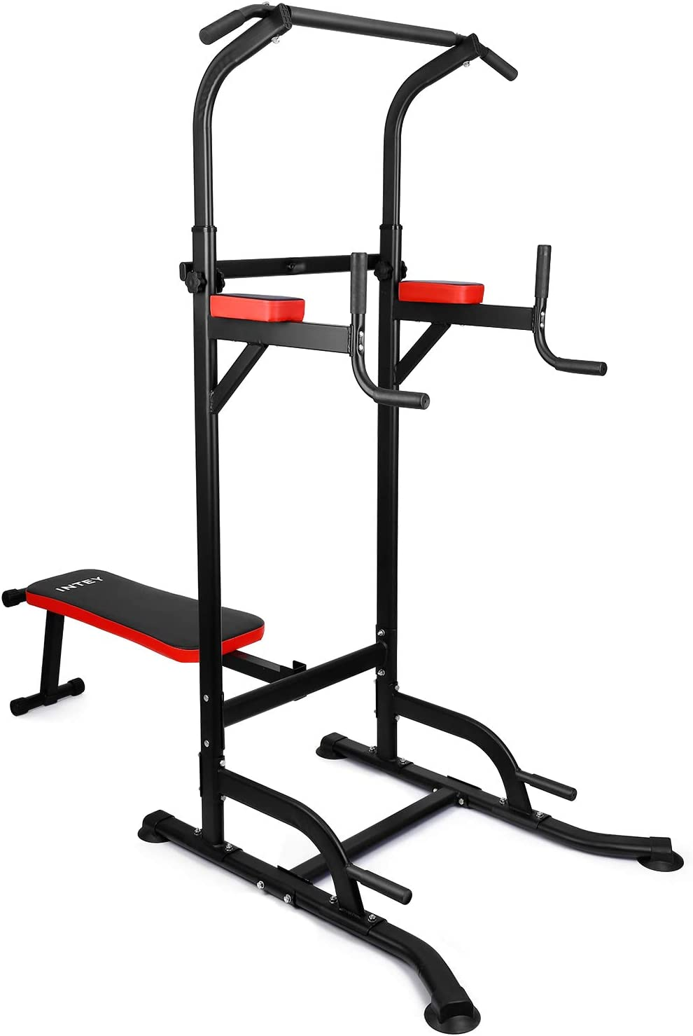 INTEY Chaise Romaine Multifonction Power Tower Station de