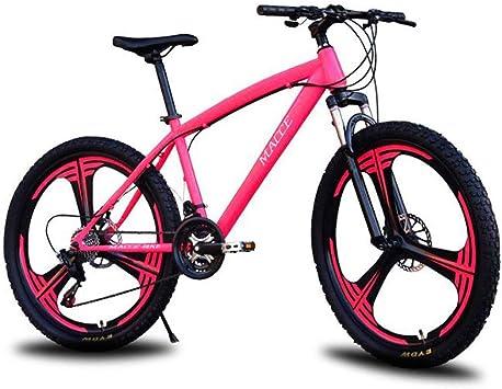 Bicicleta de Montaña, Barranco de la bici MTB de acero al carbono ...
