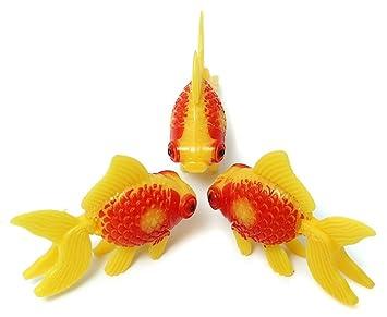 zeroyoyo 3pcs Tank Suministros plástico falso peces decoración adorno para fresco/agua salada acuario: Amazon.es: Productos para mascotas
