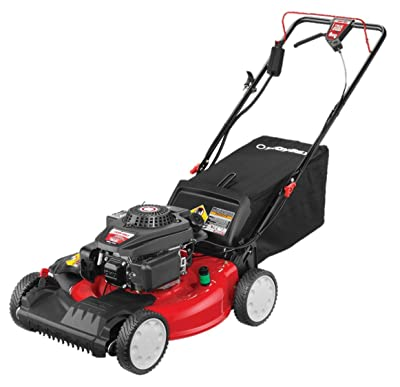 TB270ES Self-Propelled with Electric Start Lawn Mower by Troy Bilt