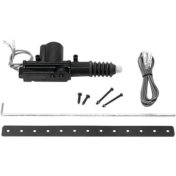 amazon com install essentials 524t 2 wire standard door lock rh amazon com