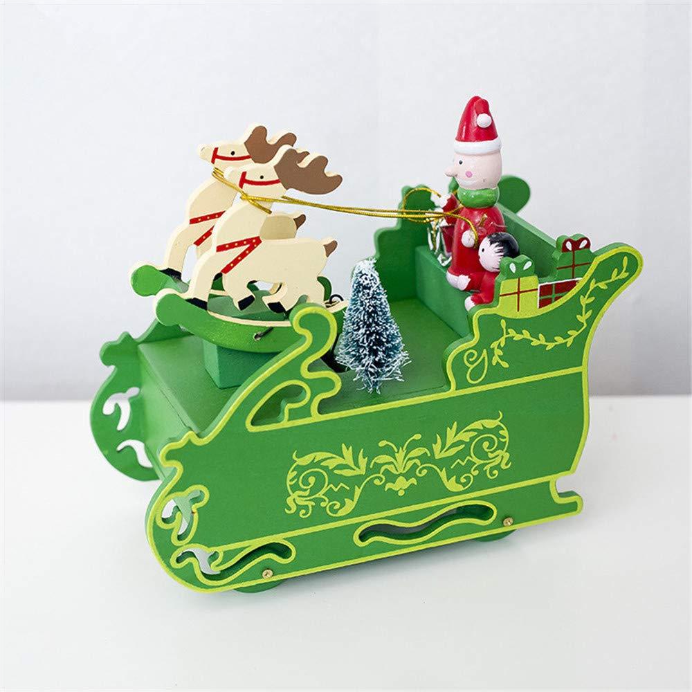 Weihnachten Dekor Türhänger von MCYs, Kreatives Weihnachtshölzerne ...