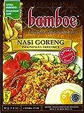 Bamboe NASI GORENG インドネシア風焼き飯 ナシゴレンの素 4袋セット