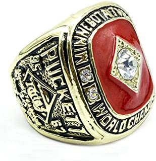 Uezenu Uomo 1991Minnesota Twins Baseball Diamond Rosso Oro di a
