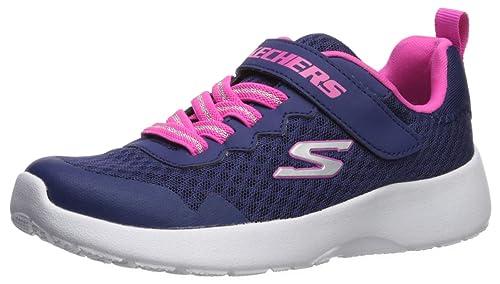 Skechers Et Bleu 81303l Sneaker Nvy 34Chaussures Enfant hQtsdCr