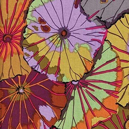 Free Spirit Fabrics Kaffe Fassett Classics Lotus Leaf Umber Umber (Lotus Fabric)