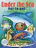 img - for Under the Sea Dot-to-Dot book / textbook / text book