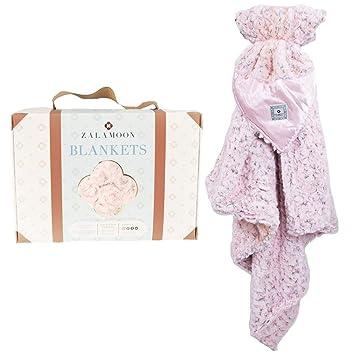 Amazon.com: Zalamoon - Manta para cochecito de bebé, suave ...
