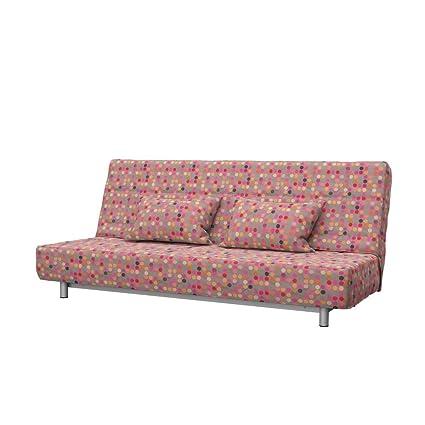 Soferia Ikea Beddinge 3 Places Housse De Clic Clac City Gris