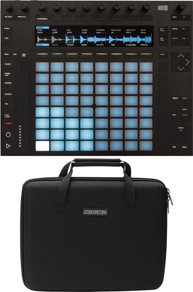 Ableton PUSH 2 Software Controller w/ Carry Case
