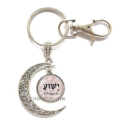 Amazon Yeshua Key Ring Christian Jewelry Gifts