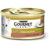 Gourmet Gold Fina pastete Gato húmedo Forro