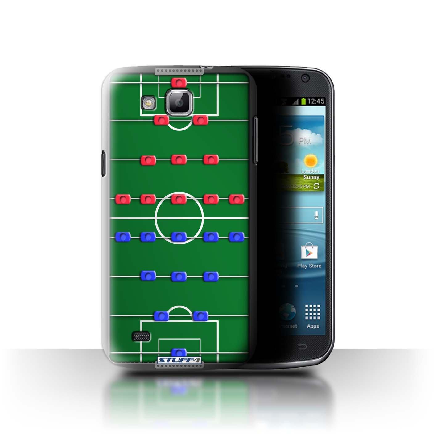 Stuff4® Carcasa/Funda dura para el Samsung Galaxy Premier/I9260 ...