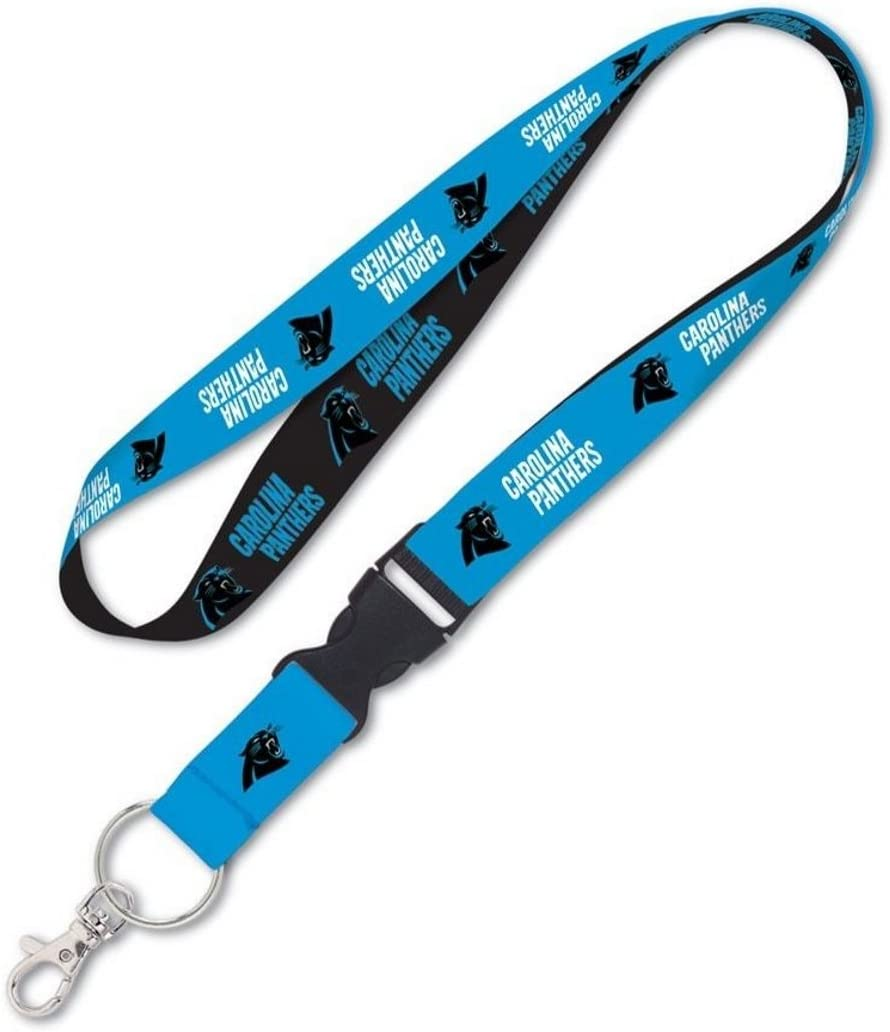 WinCraft NFL Lanyard with Detachable Buckle