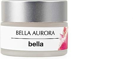 BELLA AURORA Contorno de Ojos Hidratante, Reduce Bolsas, Ojeras y Manchas y Atenúa las Arrugas, 20 ml