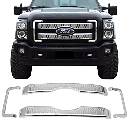 2016 Ford F250 >> Amazon Com Front Grille Fits 2011 2016 Ford F250 350 450 Super Duty