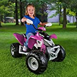 Best Kids ATVs - Peg Perego Polaris Outlaw - Pink Review
