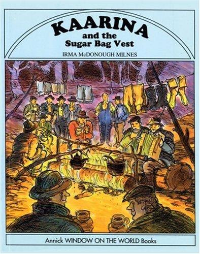 Kaarina and the Sugarbag Vest