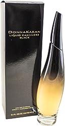 Donna Karan Liquid Cashmere Black Eau de Parfum Spray for Women, 3.4 oz