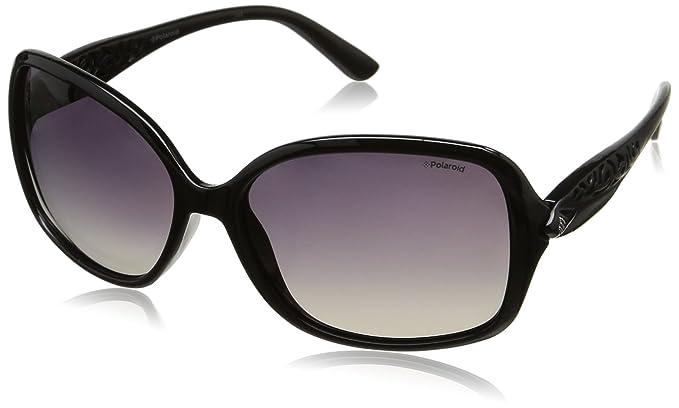 Polaroid P8343 IX KIH, Gafas de Sol para Mujer, Negro (Black/Grey