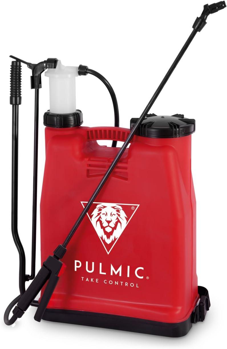 Pulmic Raptor 12 - Pulverizador Hidráulico Manual Para Aplicación De Productos Agroquímicos Pulmic 5820