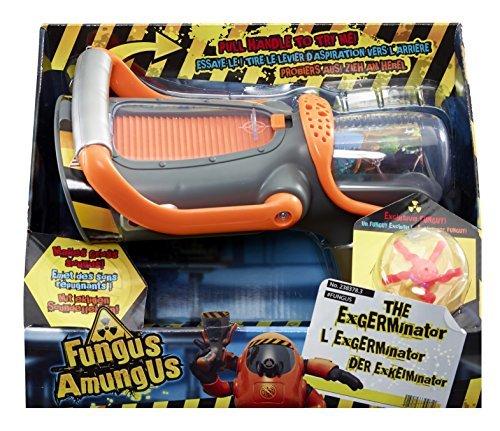 Fungus Amungus Exgerminator Action Playset Multi-Colour