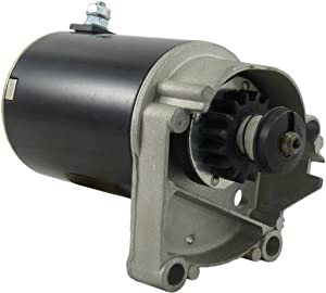 New Starter compatible with Briggs Stratton Craftsman sears 497596 39480 5743