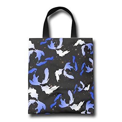 well-wreapped Great Lakes Lover Unisex Lightweight Shopping Bags Market Bags