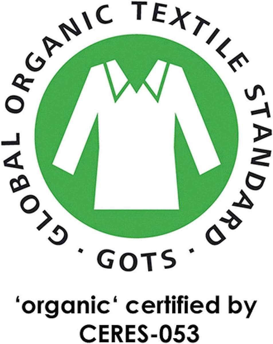 GOTS Zertifiziert Giacca Unisex-Bimbi proud Wendejacke aus Bio Baumwolle loud