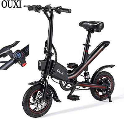 OUXI Foldable Electric Bike