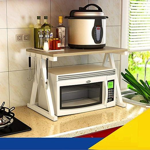 KYEEY Soporte de microondas Estante de la Cocina Sencilla Muebles ...