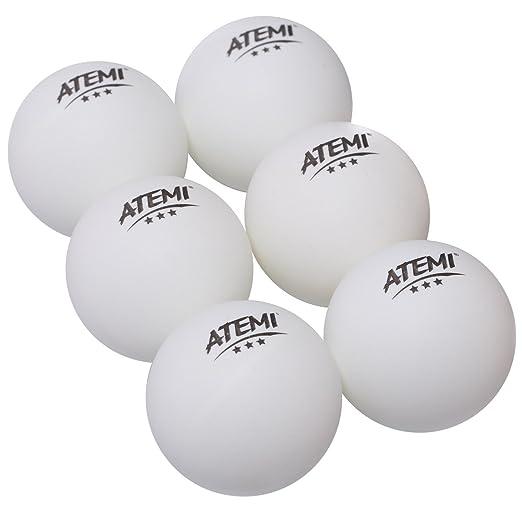 Atemi - Pelotas de Ping Pong de 3 Estrellas Profesionales ...