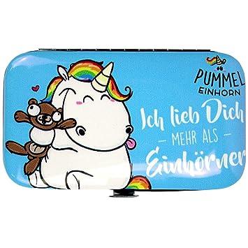 Pummel Friends Maniküre Set Pummeleinhorn Einhornliebe Beauty
