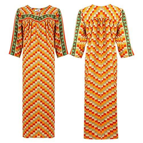 The Orange Tags - Camisón - para mujer naranja