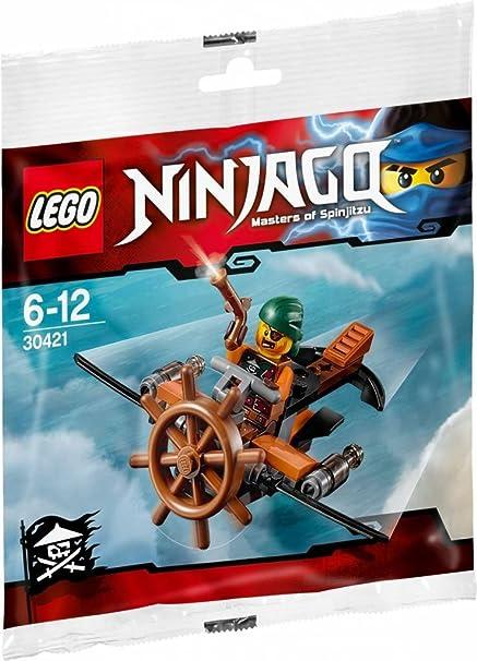 LEGO Ninjago: Skybound Avión Establecer 30421