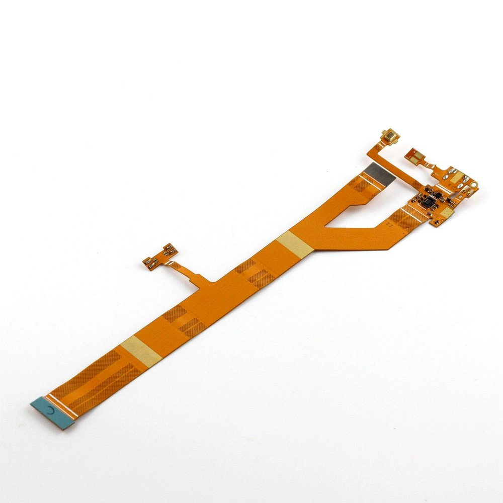 XQ - Tail Inserted USB Charging Port Flex Cable For LG G Tablet 8.3 V500 Replacement