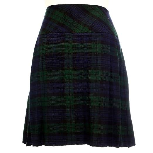 2ae9f03c2 Nuevo de Mujer Escocés Negro Reloj 20