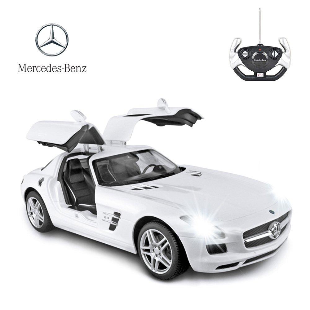 Galleon Rastar Benz Remote Control Car 1 14 Rc Mercedes Benz Sls