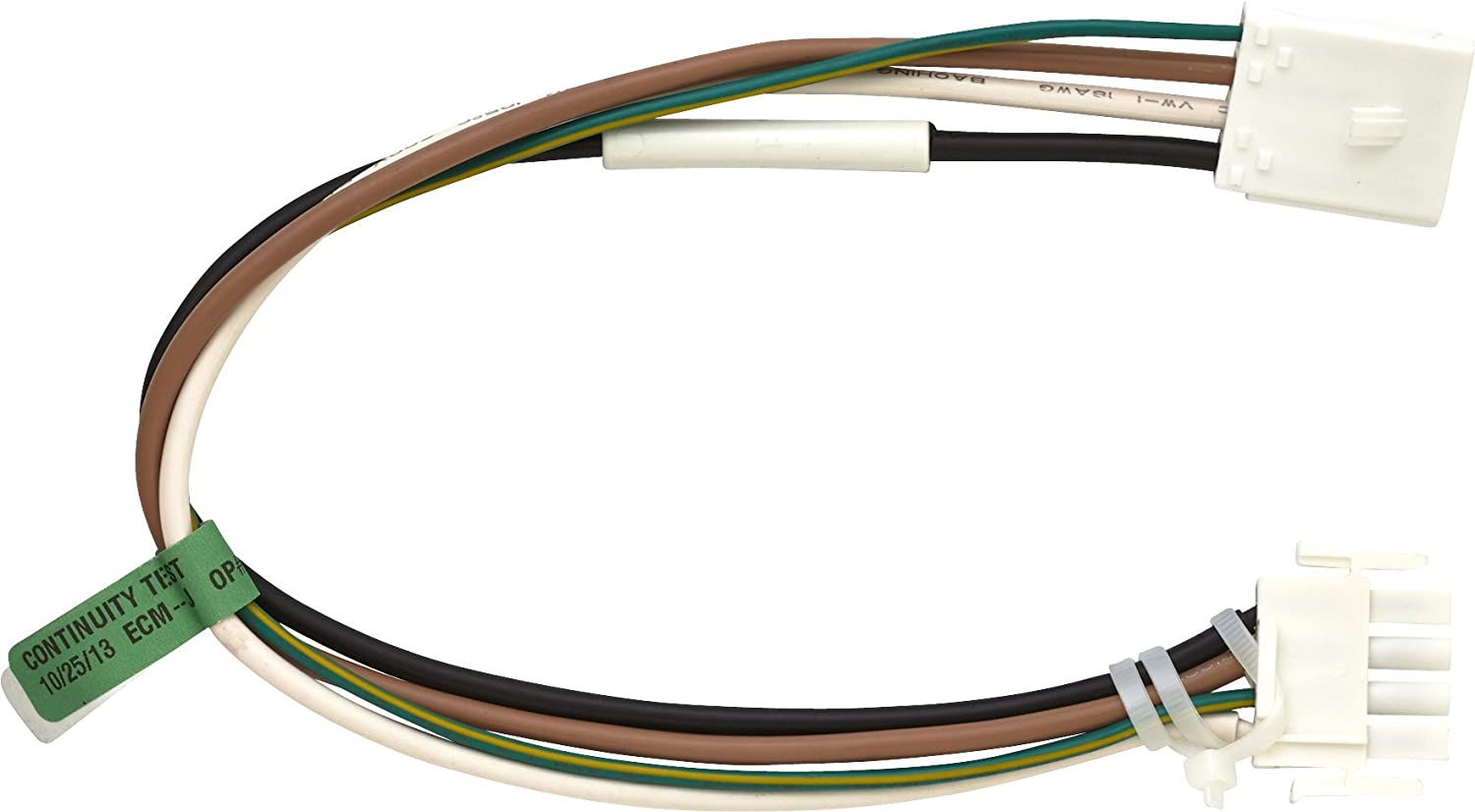6113euQ4aCL._SL1500_ amazon com whirlpool d7813010 harness icemaker home improvement Wire Harness Assembly at gsmportal.co