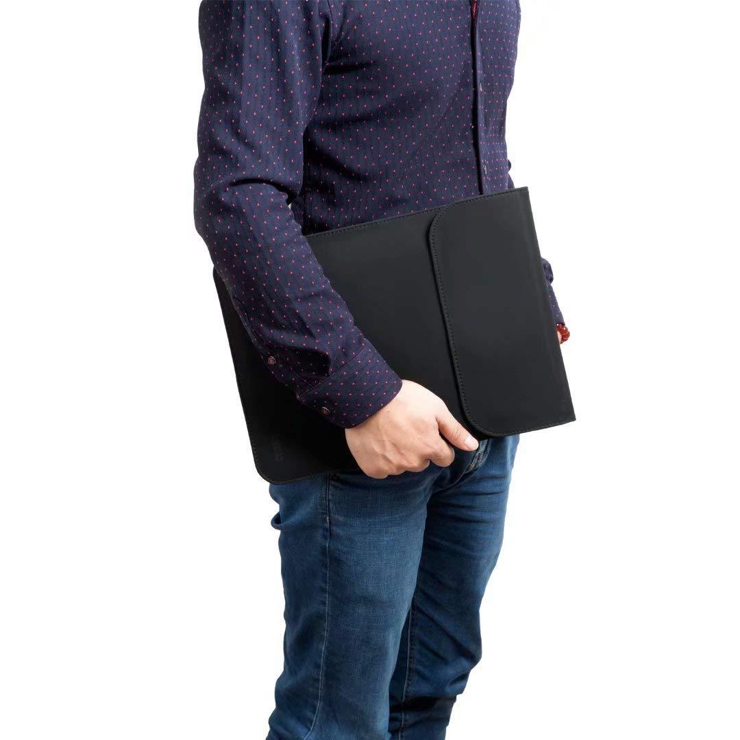 HYZUO 13 Pulgadas Funda Protectora Ordenador Port/átil Malet/ín de Bolsa Compatible con 2019 2018 Nueva MacBook Air 13 A1932//MacBook Pro 13 2016-2019//Dell XPS 13//Surface Pro 7 6 5 4 3//12,9 iPad Pro 2018