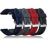 V-MORO Gear S3 Classic/Gear S3Frontier cinturino, 22mm sostituzione del Smart Strap Bracciale cinturino per Gear S3 Frontier Gear S3 Classic Smart Watch