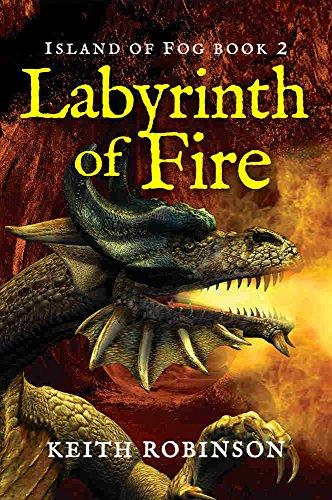 Labyrinth of Fire (Island of Fog, Book (Fog Island)
