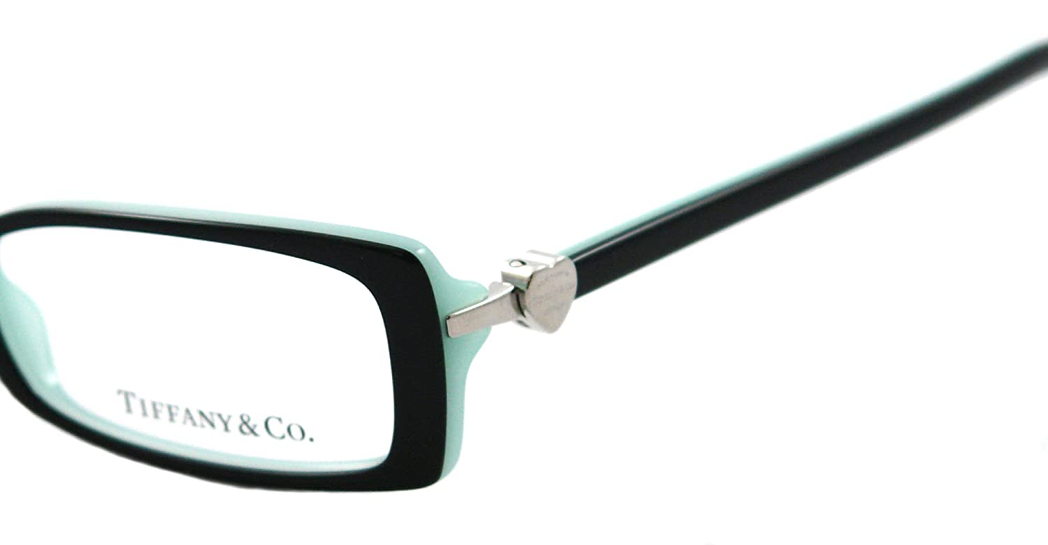 Amazon.com: Tiffany Eyeglasses TIF 2035 BLUE 8055 TIF2035: Tiffany ...