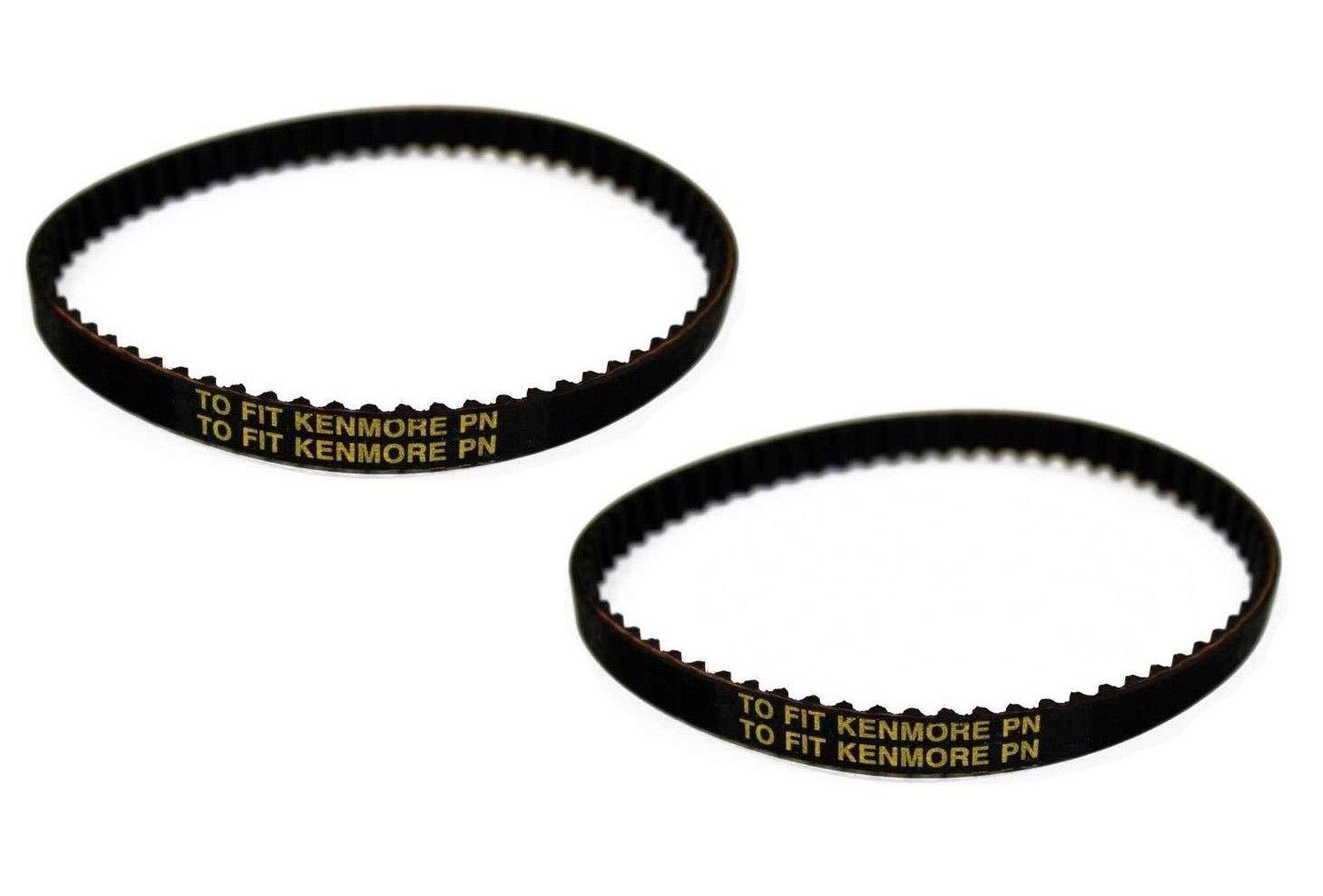46-3300-03 (2) NuTone Central Vacuum Powermate Nozzle Belt Geared - New Vacuum Parts