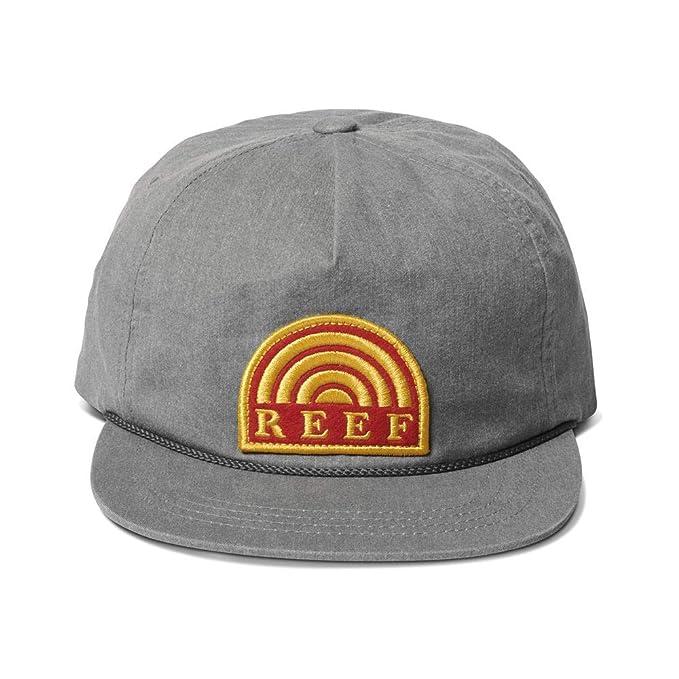 Reef Sol Sombrero, Carbón Vegetal, OS: Amazon.es: Ropa y accesorios