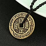 HZMAN Brass Talisman Chinese Feng Shui C