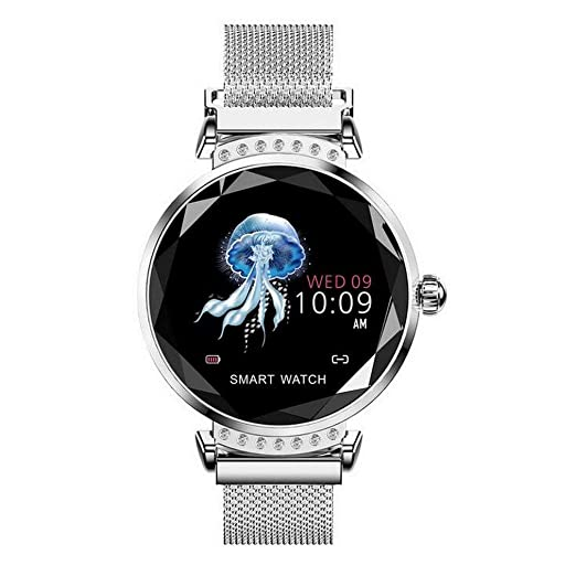 Yogasada Reloj Elegante H2 Reloj de Diamante para Mujer ...