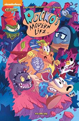 Rocko's Modern Life Vol. 1 (Comic Life)