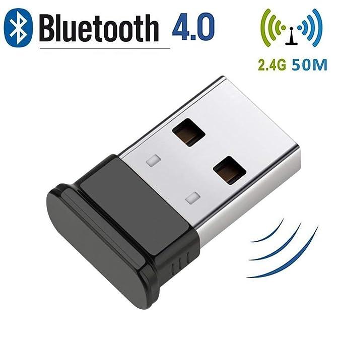 29 opinioni per Adattatore USB Bluetooth, Trasmettitore Bluetooth 4.0, Chiave USB Bluetooth per