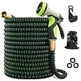 Best expandable garden hose - VIENECI 100ft Garden Hose Upgraded Expandable Hose, Durable Review